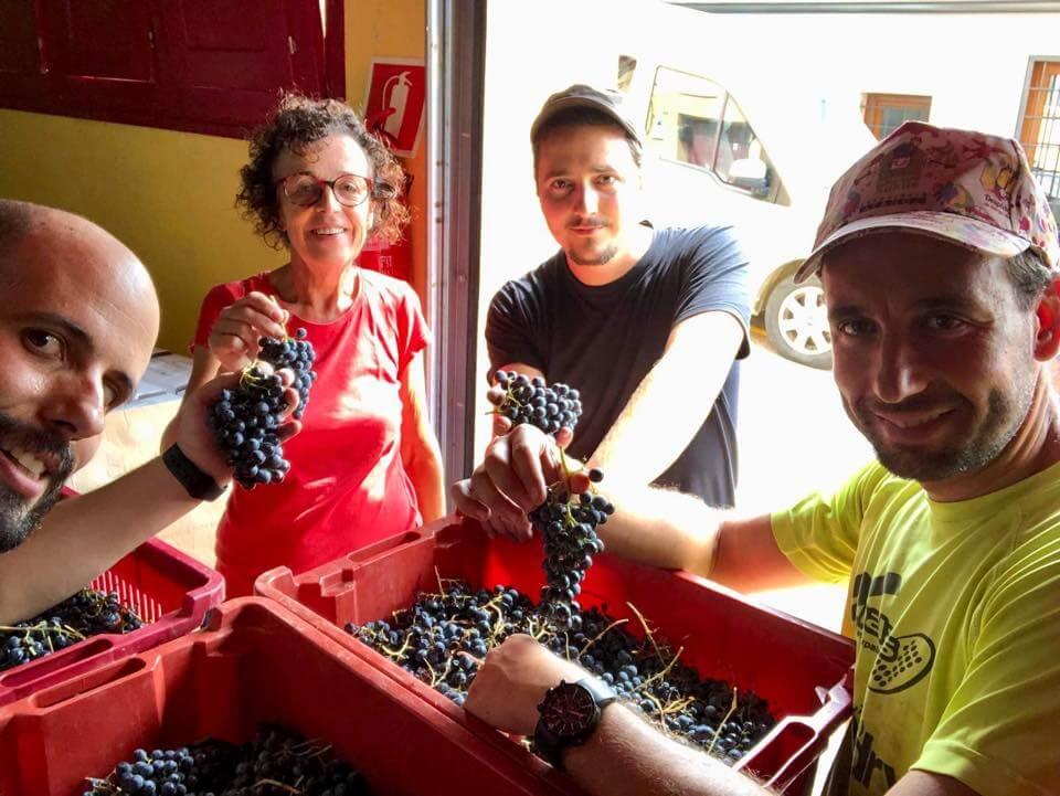 Ontmoet de wijnbroeders Ferran en Lluis in Emporda Noord Spanje met geweldige wijnen in een prachtige omgeving